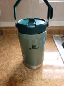 Stanley Adventure Quencher Travel Tumbler 40oz With Handle