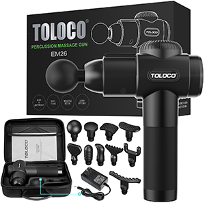 2021 Toloco Massage Gun Review – Muscle Recovery Tool